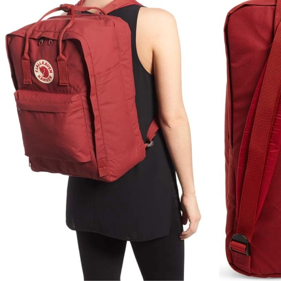 Fjallraven Bags Kanken Laptop Backpack 17 Inch Poshmark